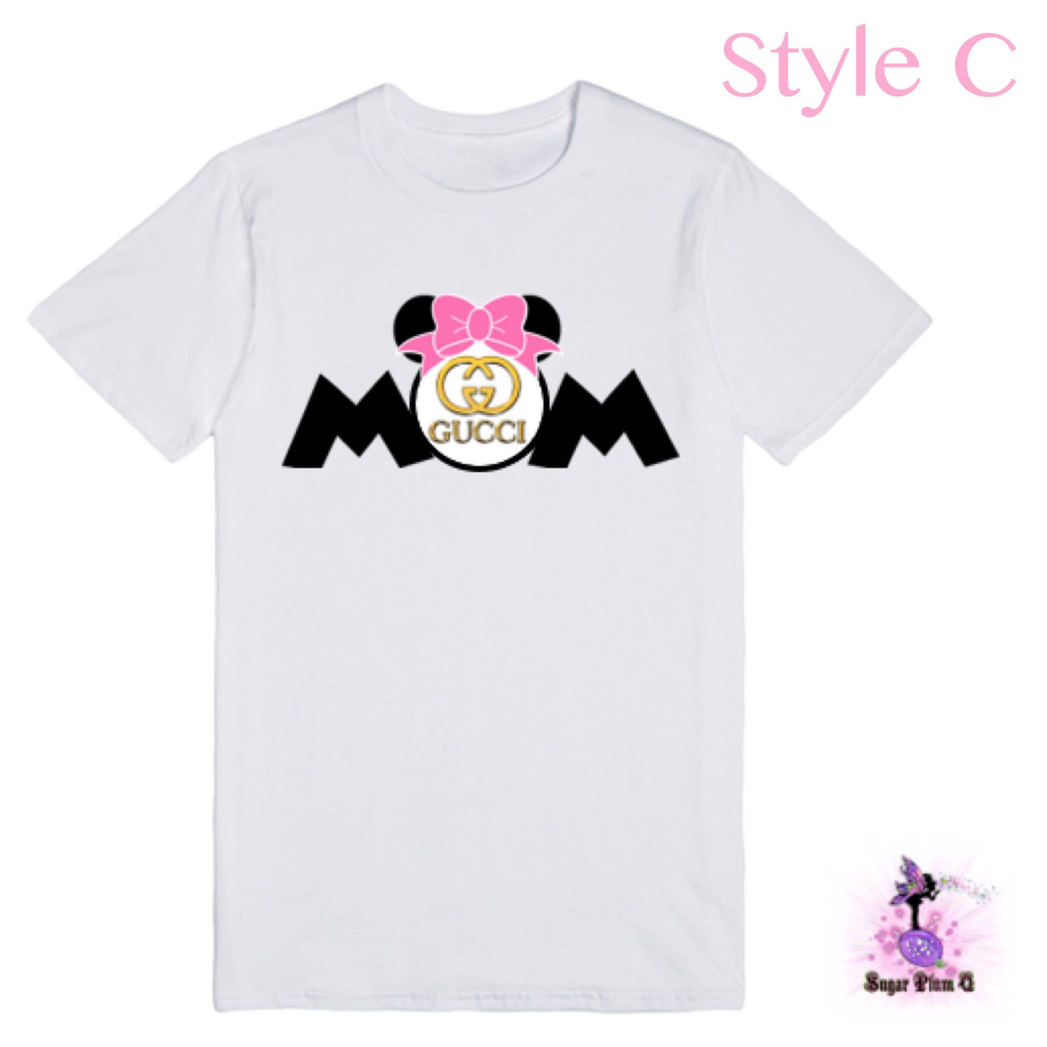 Minnie Mouse Birthday Shirts For Mom
