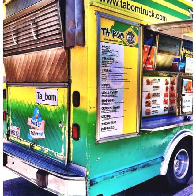 Ta Bom Brazilian cuisine
