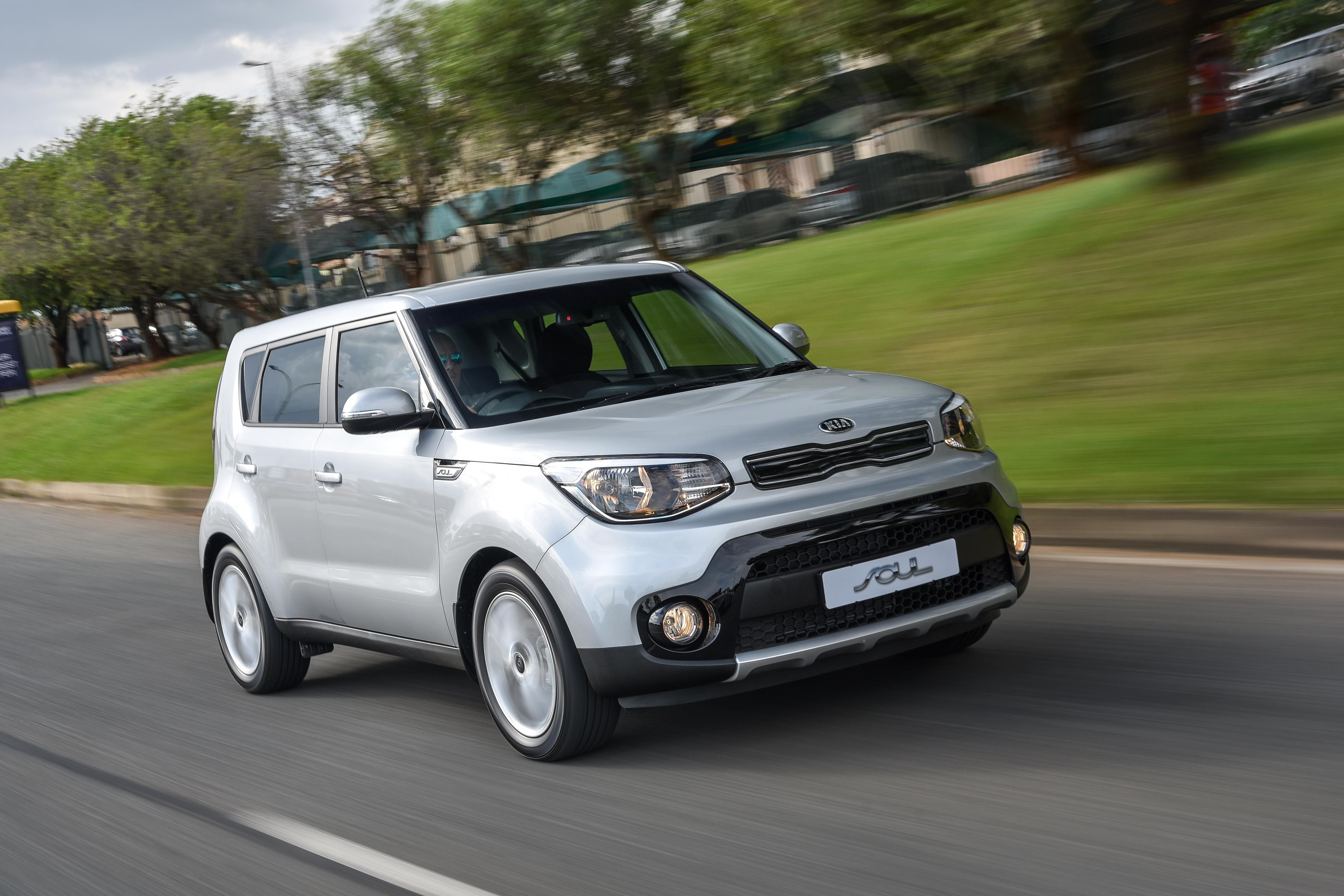 Kia Soul Is A Front Engine Front Wheel Drive Five Door