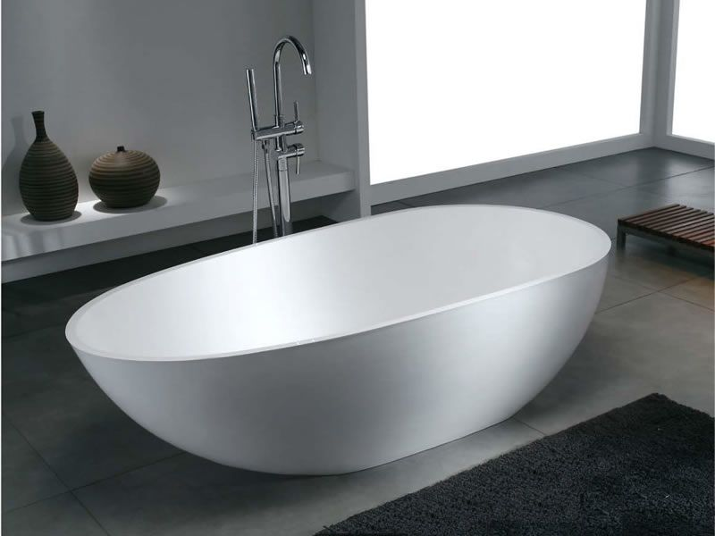 white stone bath and bathrooms google search