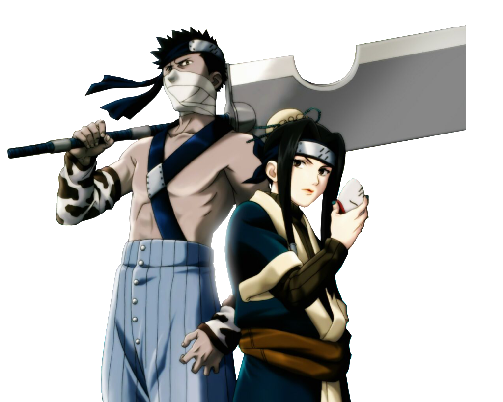 team kakashi vs haku and zabuza relationship
