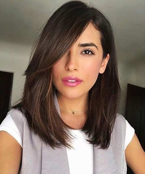 24 Of The Prettiest Bob Hairstyles 2018 For Women With Long Faces