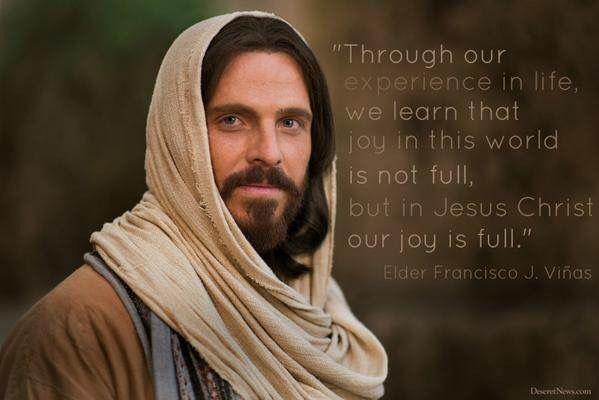 In Jesus Christ our joy is full #ldsconf