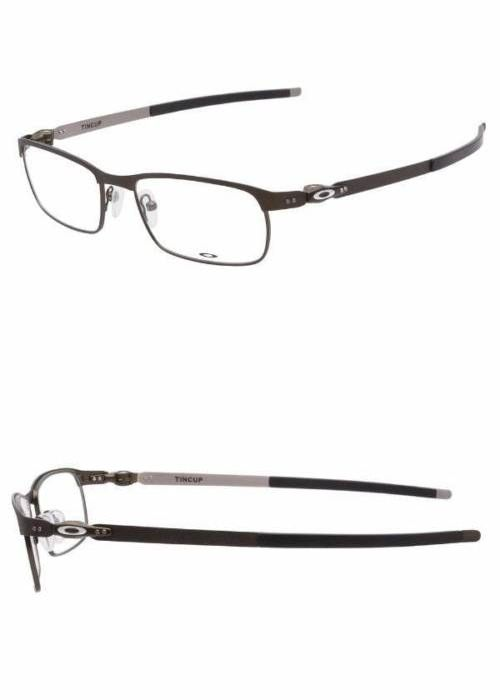 1870d3a49f Other Unisex Eyewear 179246  New Oakley Tincup Ox3184 0152 17 Powder Coal  And Black Glasses Full Rim Frame -  BUY IT NOW ONLY   105 on eBay!