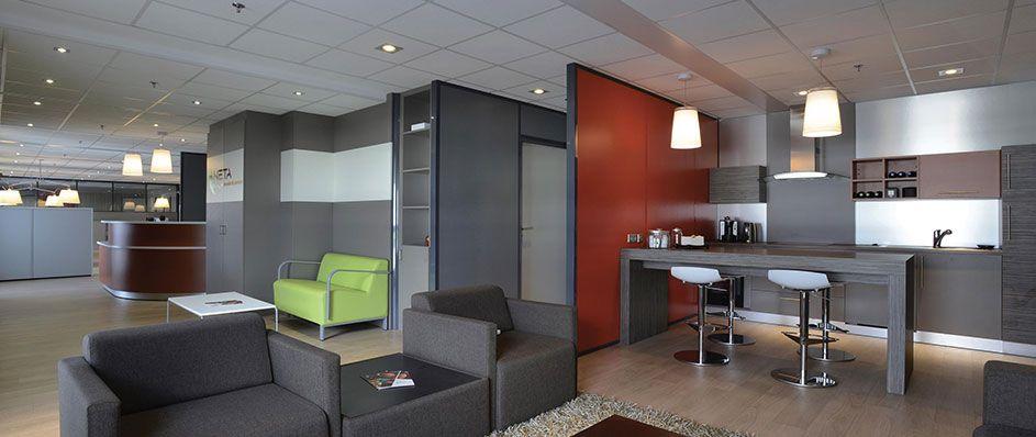 am nagement salle de pause entreprise jr48 jornalagora. Black Bedroom Furniture Sets. Home Design Ideas
