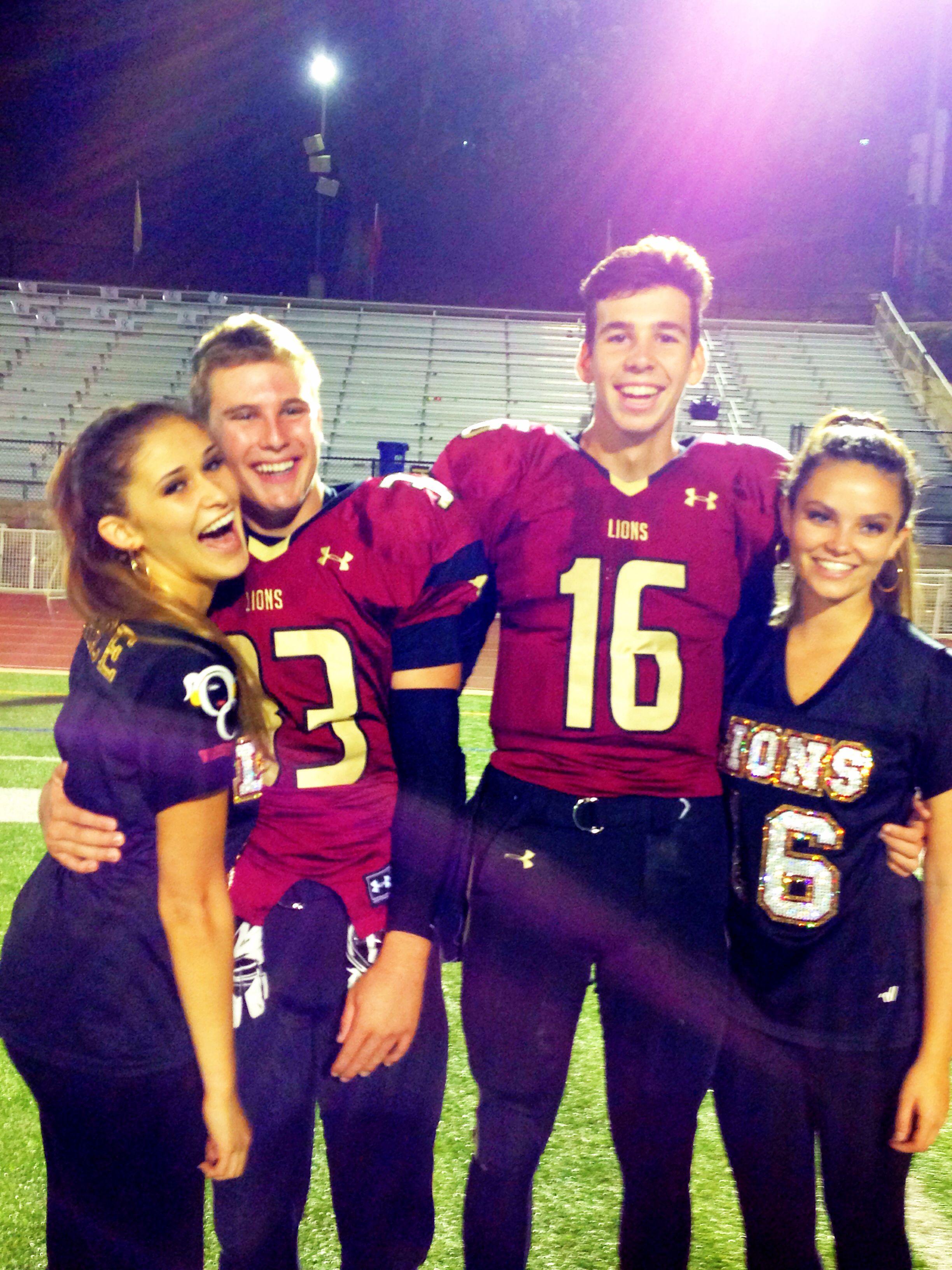 Hunter Douglas & friends. #Football&Fall