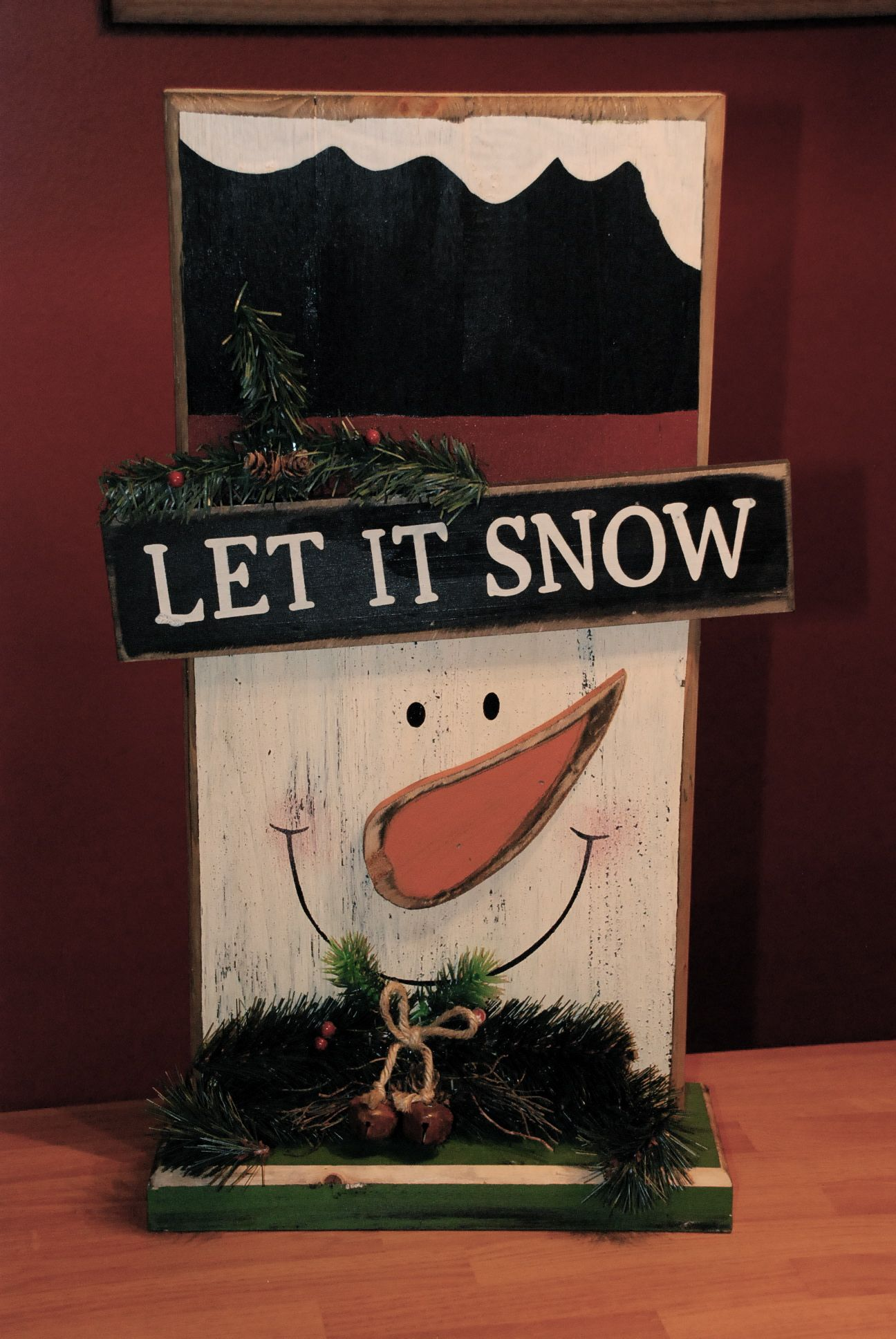 21+ Wood craft ideas for christmas information