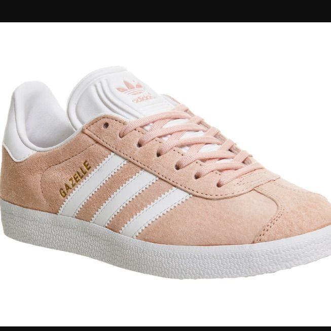 Adidas Gazelle Pink 7.5   Adidas gazelle pink, Adidas