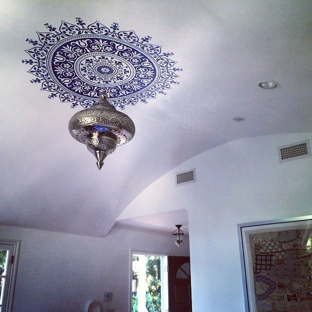 Silver Moroccandecor Moroccan Light Lighting Houzz India InteriorDesign