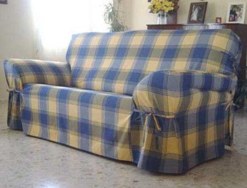 Funda lavable soledadcortinas fundas de sof sof y tela - Tela para forrar sillones ...