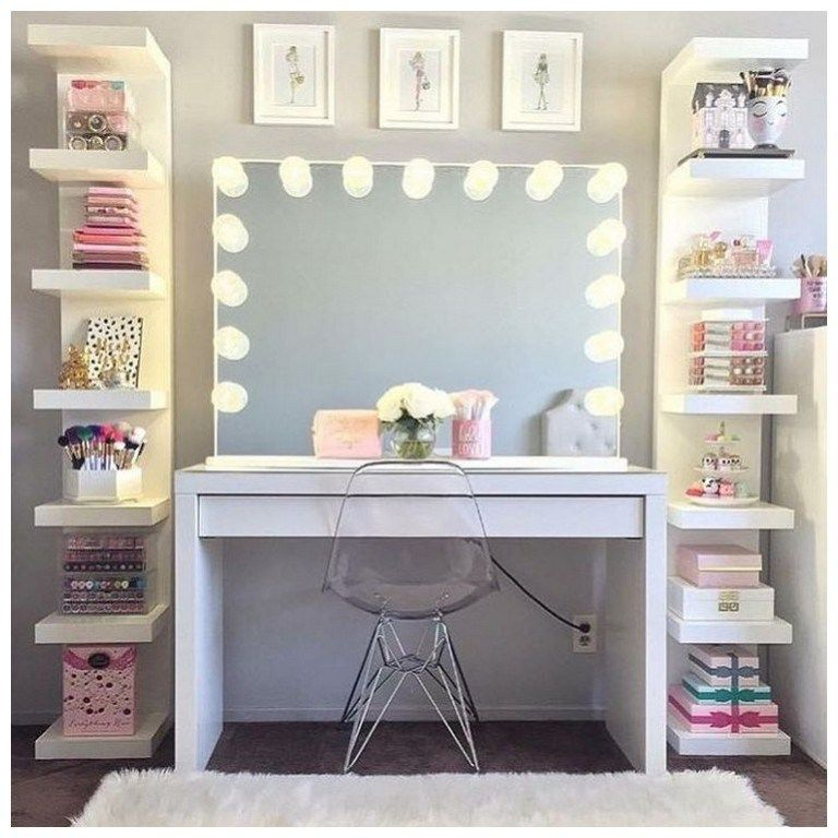 48 most popular makeup vanity table designs 28 images