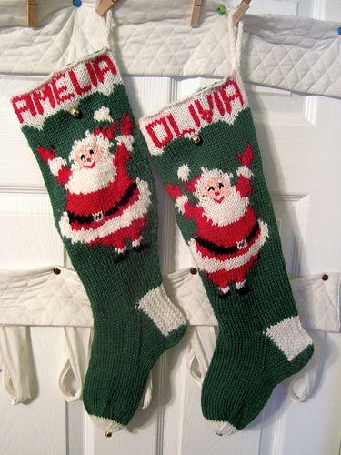 Noel Stocking Pattern By Columbia Minerva Christmas
