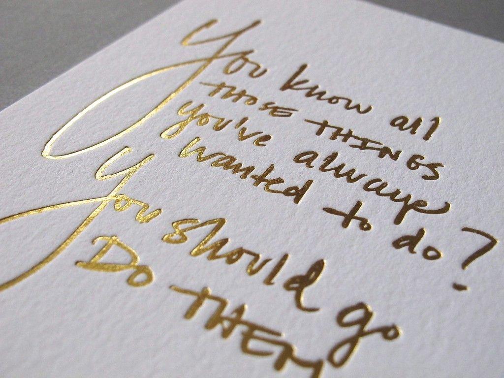 Printing gold foil in letterpress via thomas printers printing gold foil in letterpress via thomas printers solutioingenieria Images