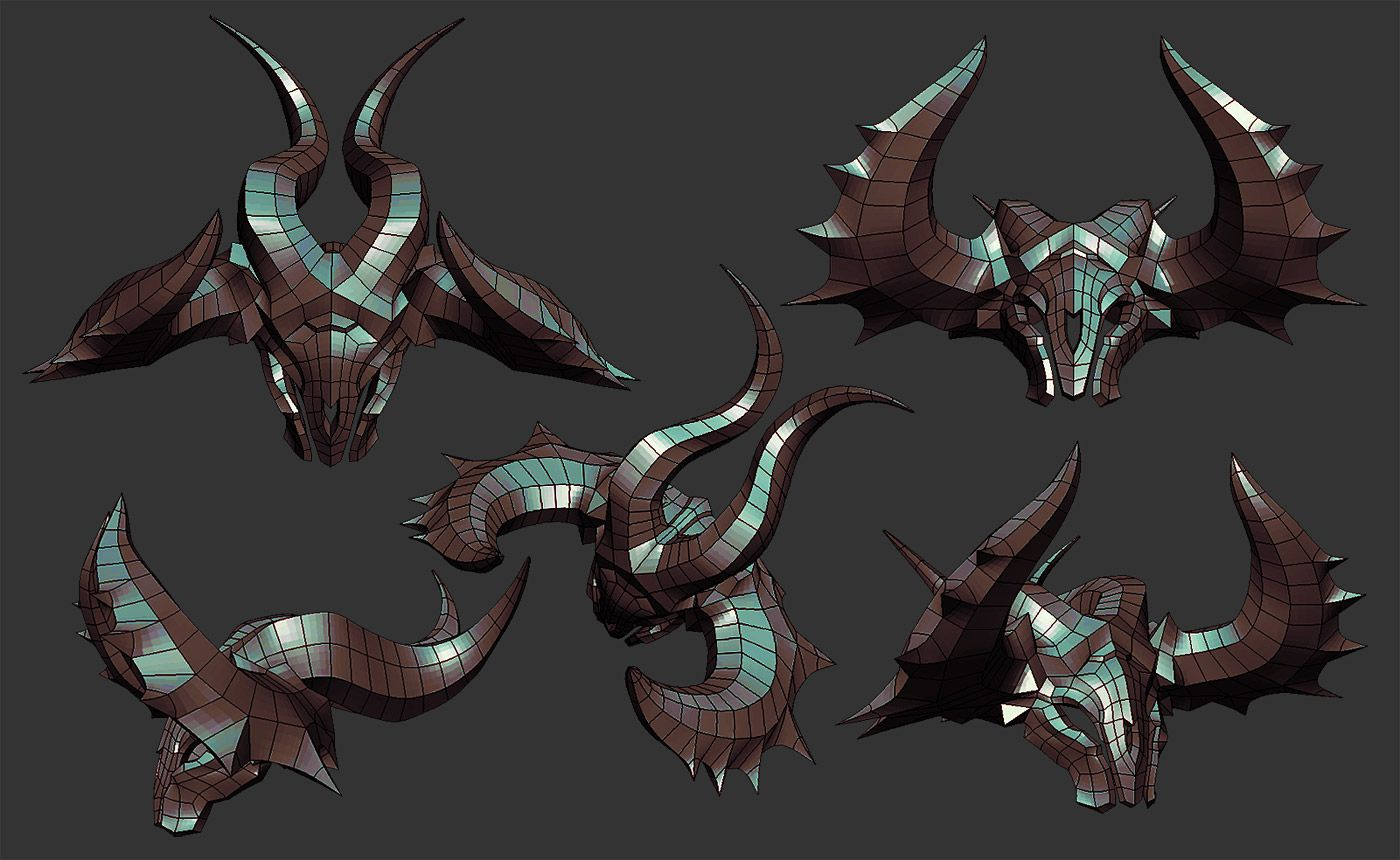 Didn't get enough demon work on Darksiders     must have more! Also