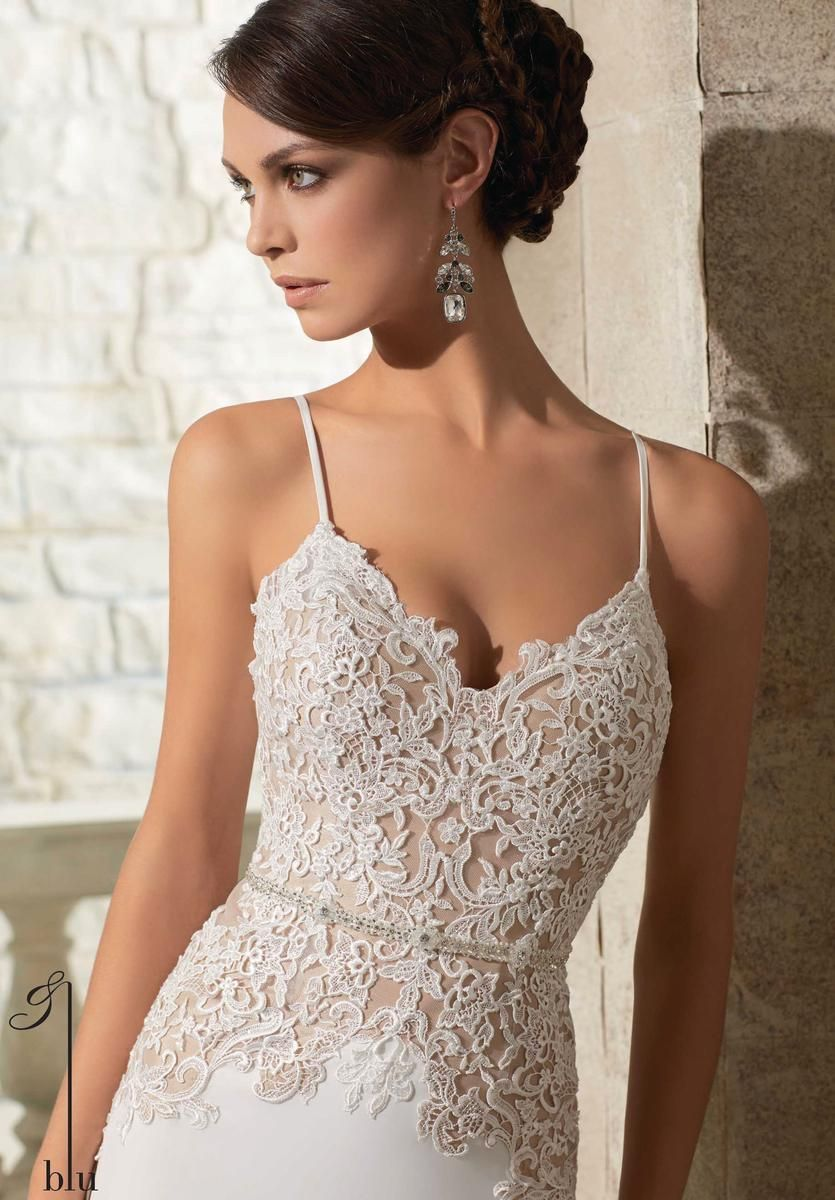 Blu bridal by mori lee 5312 blu bridal collection by mori lee wedding dress ombrellifo Image collections