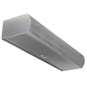 Architectural Air Curtain Ceiling Installation Remote