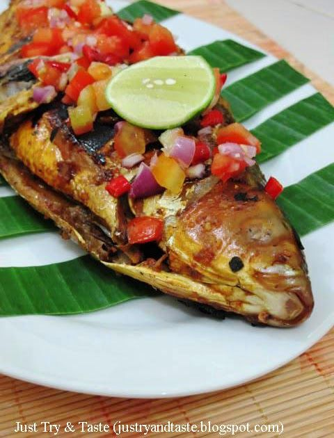 Resep Bandeng Bakar Sambal Dabu Dabu Resep Ikan Bakar Resep Ikan Makanan Dan Minuman