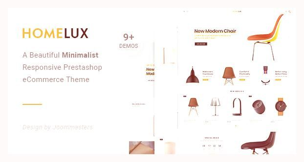 Shop theme free templates theme nulled theme store theme design templates forest Click For Demo  DownloadHomelux is creative eCommerce Prestashop theme for furniture shop...