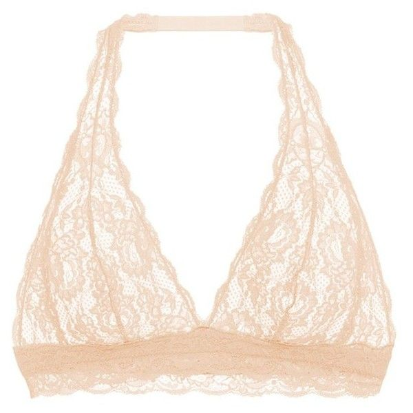 Cosabella Never Say Never Hippie Halter Bralette ( 53) ❤ liked on Polyvore  featuring intimates 2b7d9293a