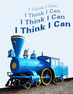 Sometimes all you need is a little Thomas the Train #inspiration