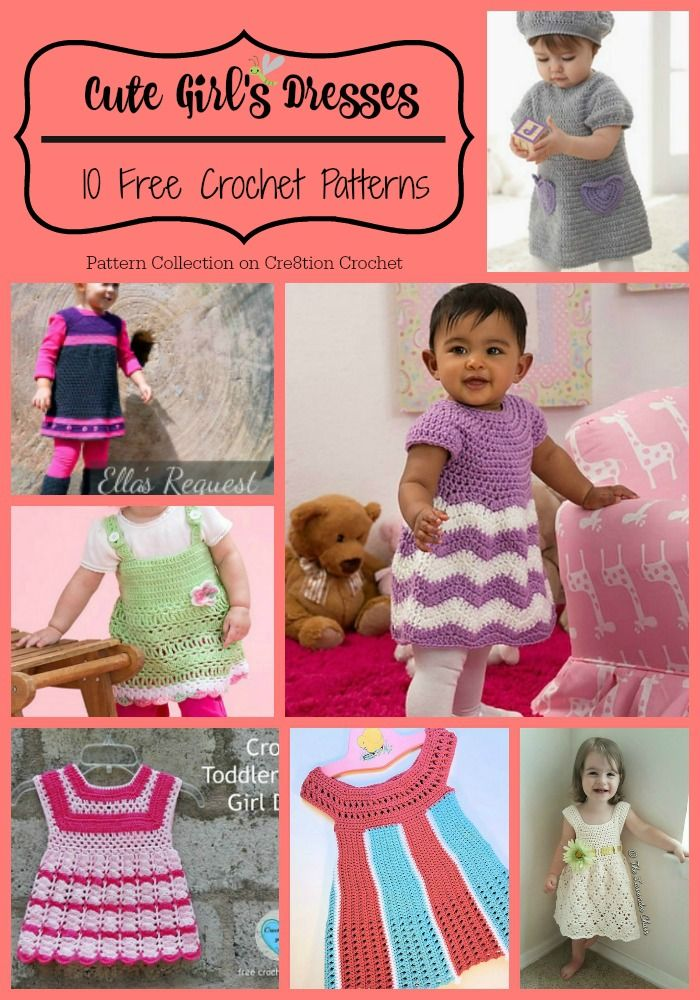 These Cute Girl\'s Dresses are super adorable for this coming holiday ...