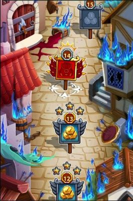 Heroes and Puzzles is a Android Free-to-play Match 3 Strategy RPG  Multiplayer
