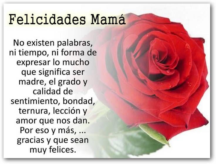 Fotos De Frases Para Facebook: Frases Para El Día De La Madre