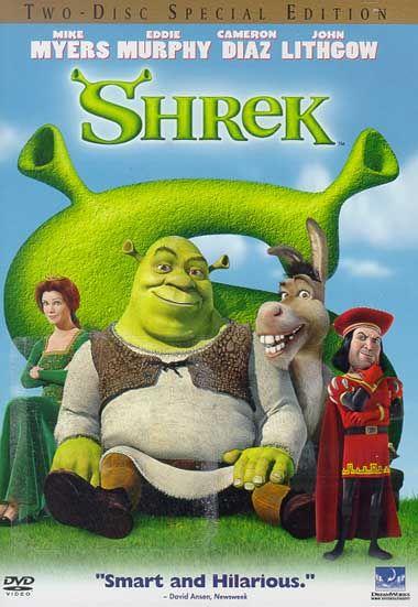Shrek Shrek Movie And Tvs