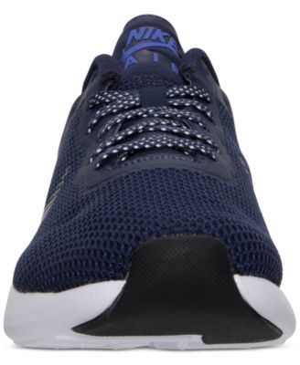 774229bac8d Nike Men s Air Max Modern Essential Se Running Sneakers from Finish Line -  Blue 11.5