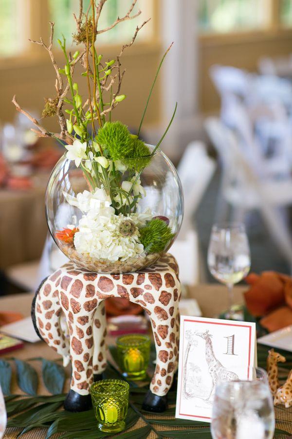 safari theme wedding Zoo Theme Wedding 275x412 Safari Inspired