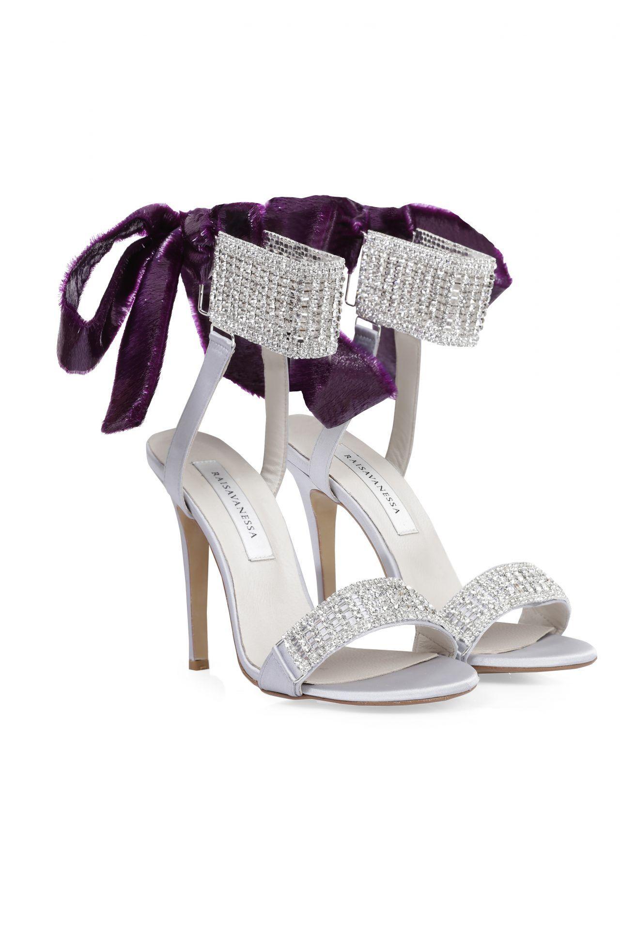 949ac1b4c4d high heel collection purple bow - Google Search