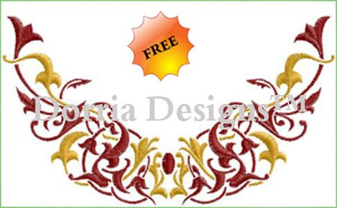 Free Pes Embroidery Designs