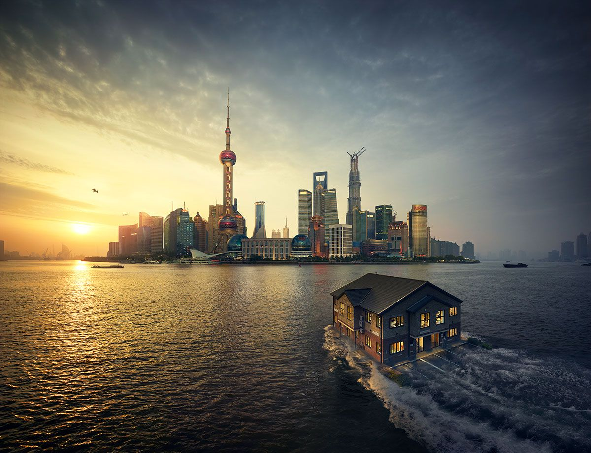 HSBC on Behance | CGI | Dubai tour, Travel, Singapore tour