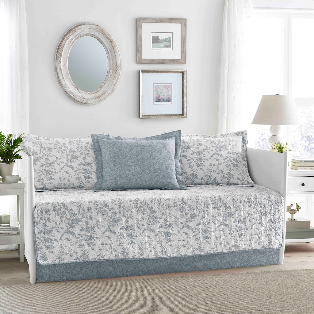 - Laura Ashley Lifestyles Amberley 5-piece Daybed Set Products