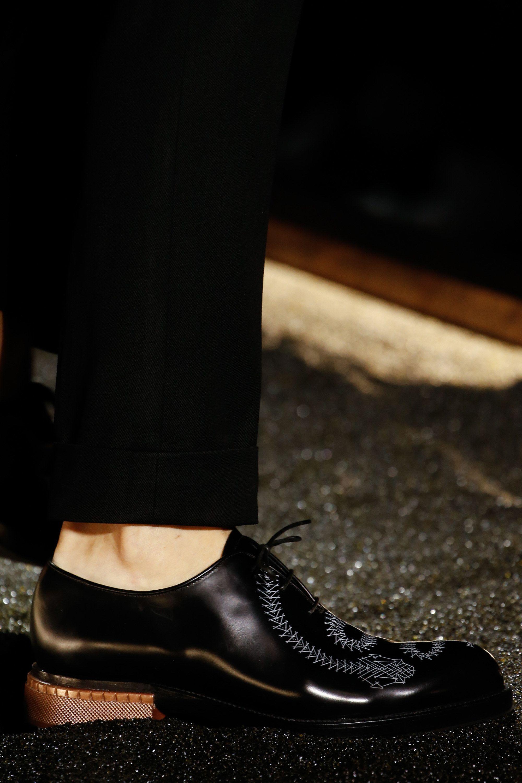 Berluti Fall 2016 Menswear Fashion Show Details Mens Accessories Fashion Womens Fashion Shoes Berluti