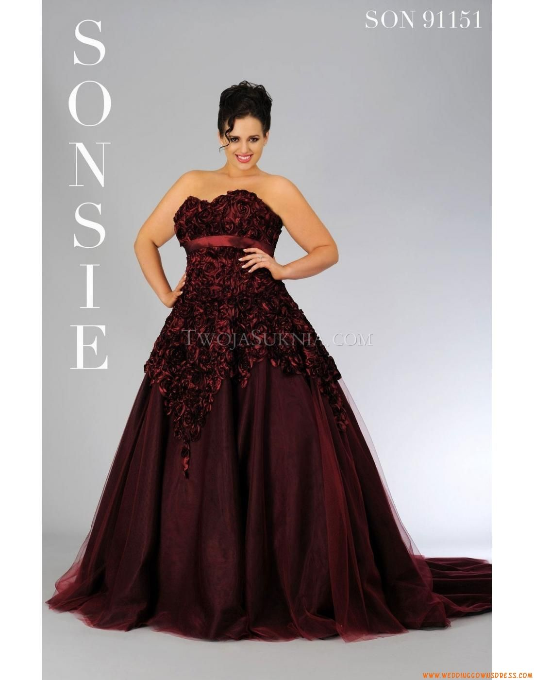 Wedding Dress Veromia SON 91151 Sonsie | wedding dresses toronto ...