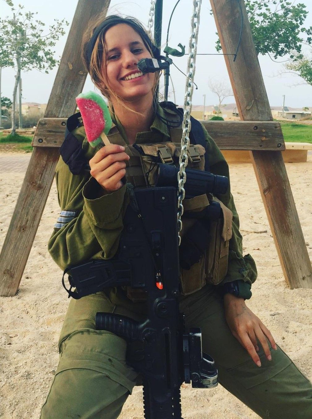 IDF - Israel Defense Forces - Women | Israel women ...