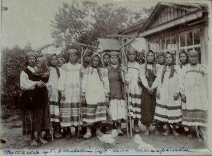 фото старая тульская губерния веневский уезд течение