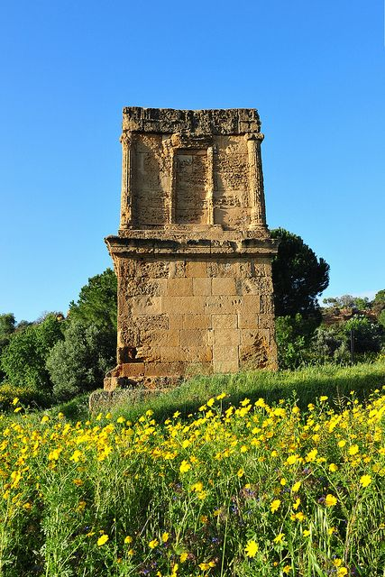 Agrigento, Sicily, Italy - Valley of the Temples #agrigento