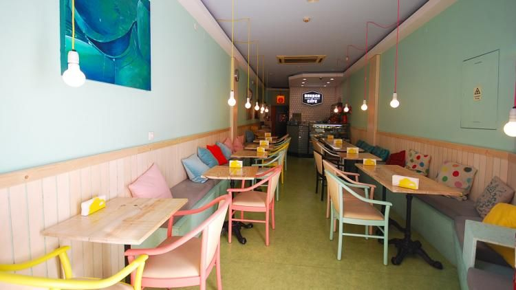 Brunch Café - A comfy and informal brunch spot, centrally located in Lisbon Downtown, with excellent food and good value for money.