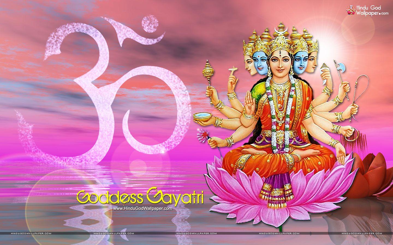 Gayatri Mata Images Google Search Spiritual Wallpaper Maa