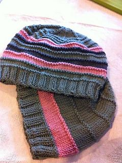 5c46ebfe86f This hat was born as a chemo hat. The sizing is small because it is  intended for someone without hair. If you are making this hat for someone  who has hair