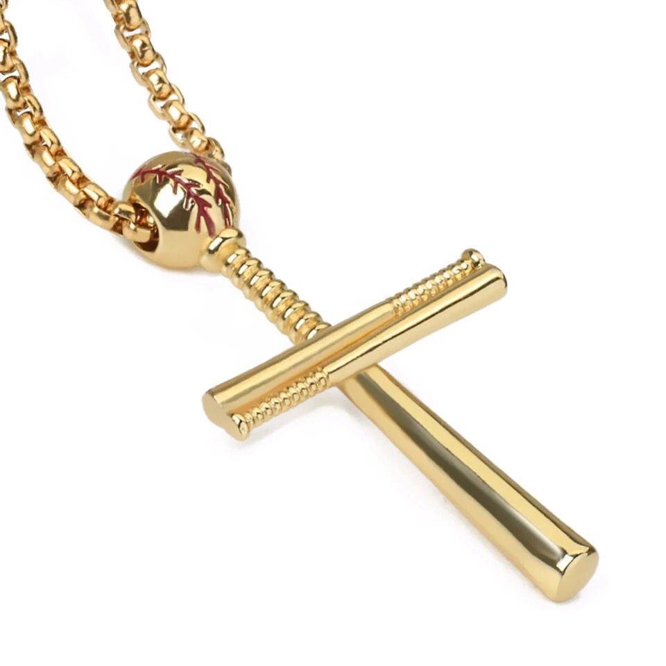 Baseball Necklaces For Boys Baseball Necklaces For Men Baseball Necklace For Women Baseball Necklaces For Boys Gold Baseball