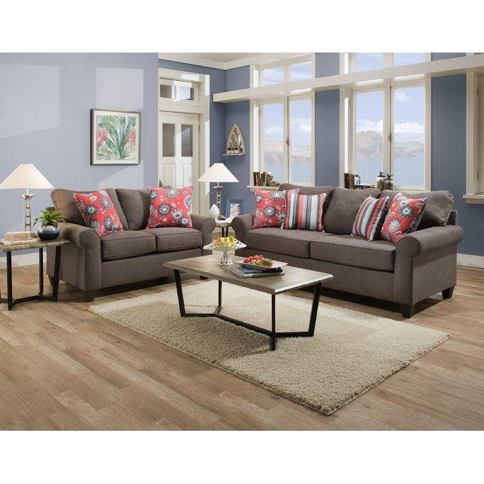 bloomington configurable living room set  living room