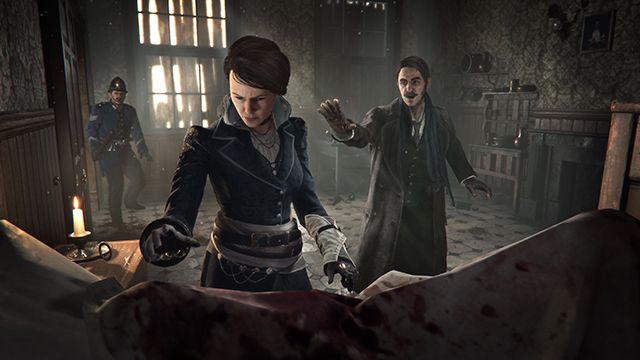 Image result for assassin's creed syndicate cane sword