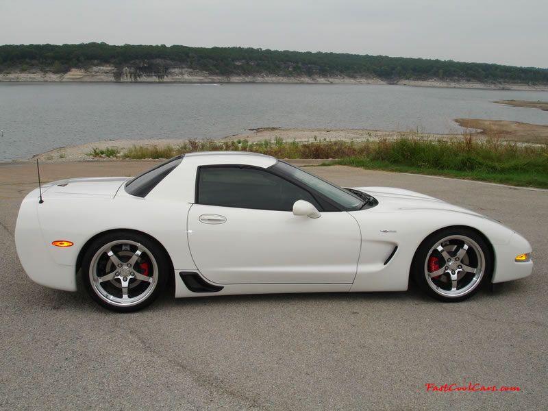 C5 Chevrolet Z06 Corvette 2001 2004 385 To 405 Horsepower