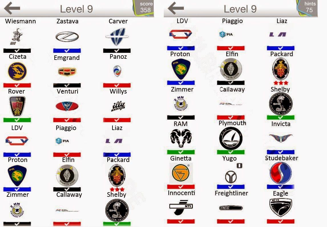 Car Logo Logo Quiz Logo Design Car Logos