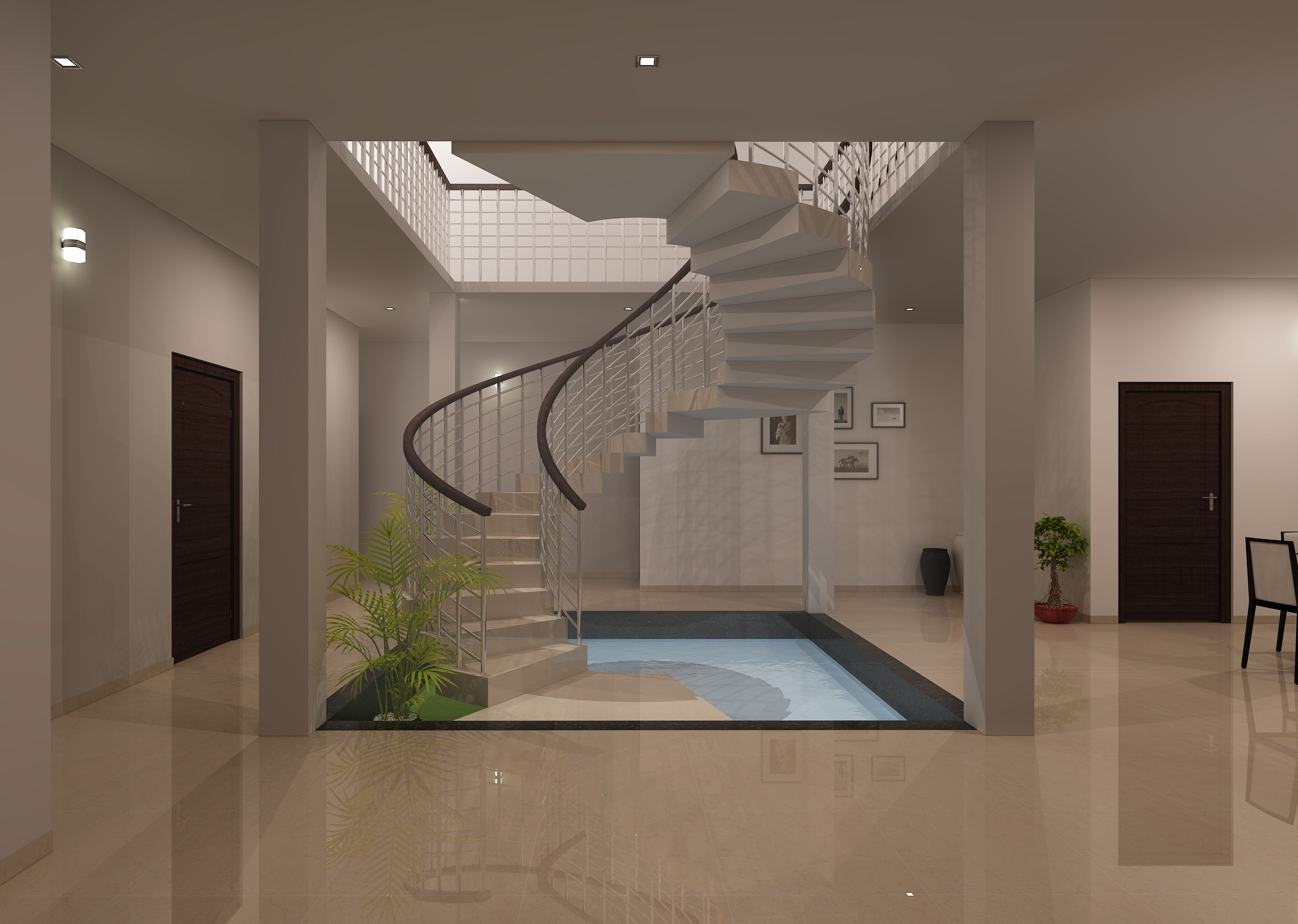 D'life home interiors ernakulam kochi kerala kerala home designs keralahomedesigns on pinterest