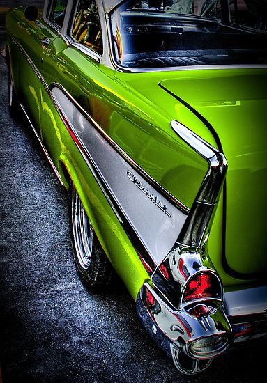 Fins By Raberry Classic Cars Vintage Cars Chevy