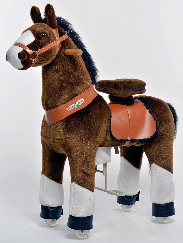 ein pferd auf rollen / inline-skates. ein riesenspaß für unser
